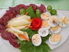 Снимка 7 от рецепта за Празнично Новогодишно плато