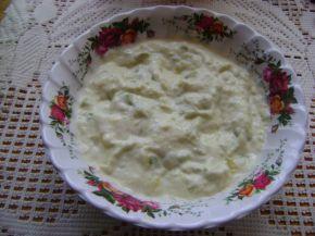 Снимка 2 от рецепта за Предястие с тиквички