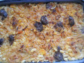 Снимка 2 от рецепта за Прясно зеле с боб и бахур