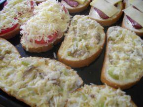 Снимка 3 от рецепта за Принцеси с домати и още нещо
