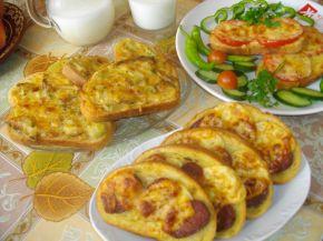 Снимка 5 от рецепта за Принцеси с домати и още нещо