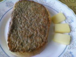 Снимка 4 от рецепта за Принцеси с кайма и кашкавал