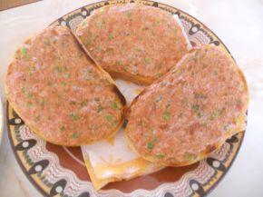 Снимка 6 от рецепта за Принцеси с шарена кайма
