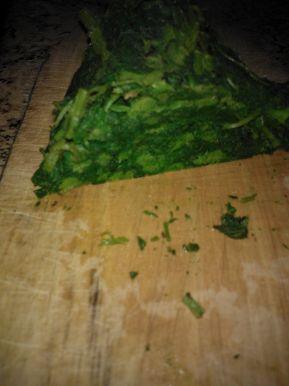 Снимка 2 от рецепта за Пролетен ориз с коприва