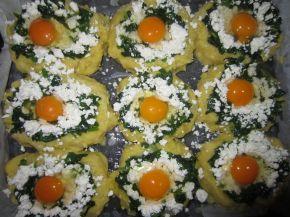 Снимка 7 от рецепта за Пролетни гнезда