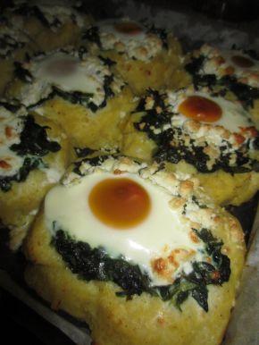 Снимка 8 от рецепта за Пролетни гнезда