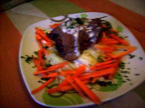 Снимка 2 от рецепта за Пуешки руладини