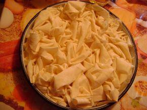 Снимка 2 от рецепта за Пухкава баница