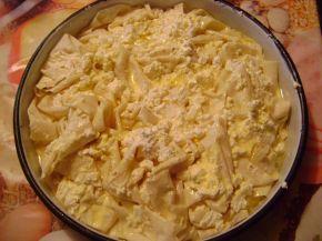 Снимка 3 от рецепта за Пухкава баница