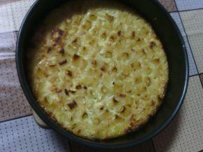 Снимка 3 от рецепта за Пухкави макарони на фурна