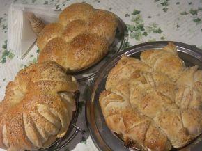 Снимка 2 от рецепта за Пухкави питки