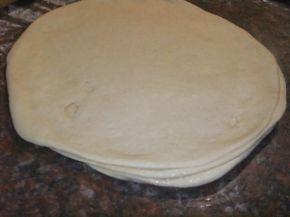 Снимка 3 от рецепта за Пухкави питки