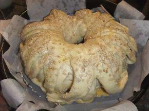 Снимка 7 от рецепта за Пухкави питки