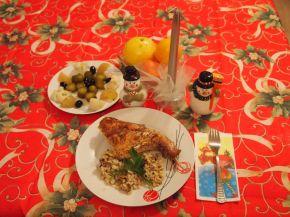 Снимка 6 от рецепта за Пълнен заек