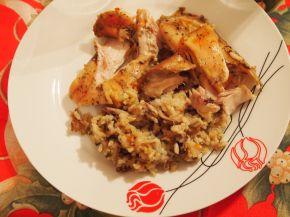 Снимка 7 от рецепта за Пълнен заек