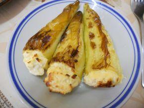 Снимка 6 от рецепта за Пълнени чушки с яйца и сирене