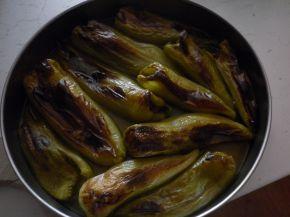 Снимка 3 от рецепта за Пълнени чушки с кайма и ориз