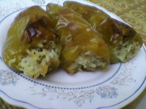Снимка 4 от рецепта за Пълнени чушки с кайма и ориз