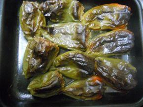 Снимка 6 от рецепта за Пълнени чушки с кайма и ориз