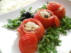 Снимка 4 от рецепта за Пълнени домати