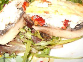 Снимка 8 от рецепта за Пълнени гъби със сирене и яйца