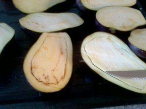 Снимка 2 от рецепта за Пълнени патладжани с кайма