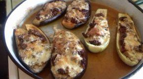 Снимка 3 от рецепта за Пълнени патладжани /Папуцаки-Гърция/
