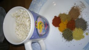 Снимка 10 от рецепта за Пълнени пиперки на фурна