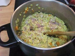 Снимка 4 от рецепта за Пълнени пиперки на фурна
