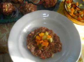 Снимка 3 от рецепта за Пълни кюфтета на фурна
