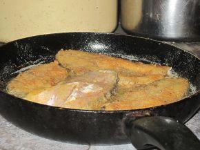Снимка 3 от рецепта за Пържен  шаран