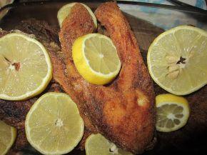 Снимка 5 от рецепта за Пържен  шаран