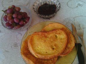 Снимка 3 от рецепта за Пържени филии по инък
