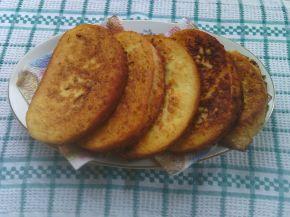 Снимка 5 от рецепта за Пържени филии по инък
