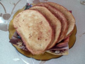 Снимка 8 от рецепта за Пържени филии по инък