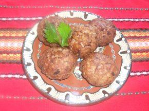 Снимка 11 от рецепта за Пържени кюфтета