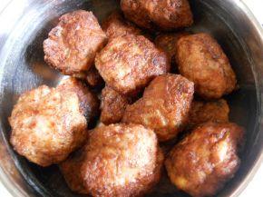 Снимка 3 от рецепта за Пържени кюфтета