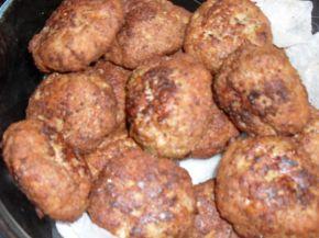 Снимка 8 от рецепта за Пържени кюфтета