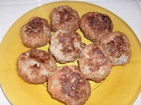 Снимка 9 от рецепта за Пържени кюфтета