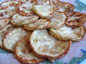 Снимка 1 от рецепта за Пържени тиквички