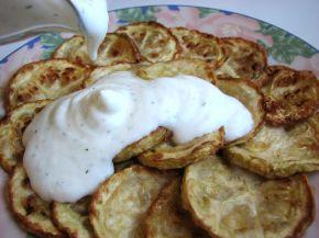 Снимка 3 от рецепта за Пържени тиквички