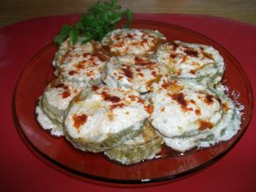 Снимка 5 от рецепта за Пържени тиквички