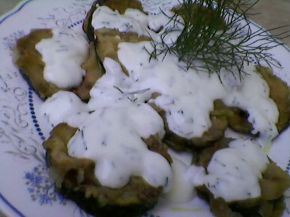 Снимка 8 от рецепта за Пържени тиквички