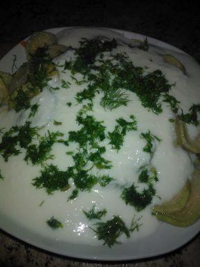 Снимка 9 от рецепта за Пържени тиквички