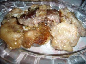 Снимка 3 от рецепта за Пържоли в гювеч