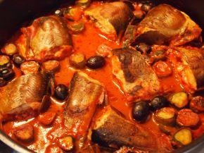 Снимка 3 от рецепта за Пъстърва на фурна