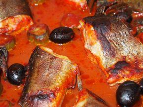 Снимка 4 от рецепта за Пъстърва на фурна