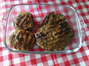 Снимка 4 от рецепта за Различни мариновани пържоли