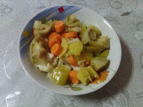 Снимка 3 от рецепта за Рязана туршия