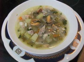 Снимка 8 от рецепта за Рибена чорба `Ники`
